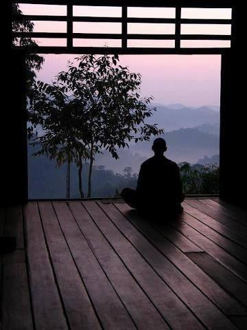 Meditación Zen en Centro Karana