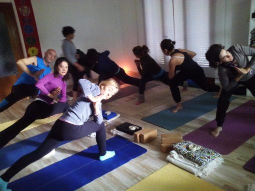 Yoga en Centro Karana