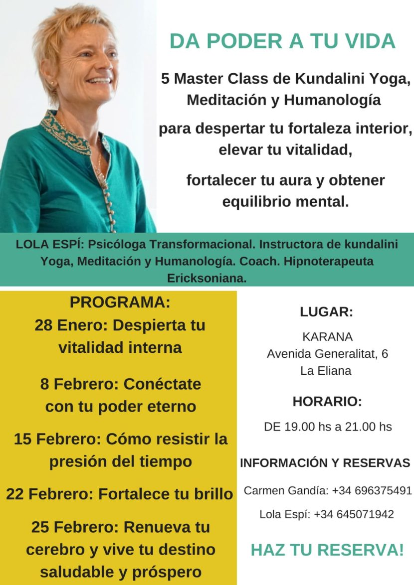 Lola Espí - Kundalini...